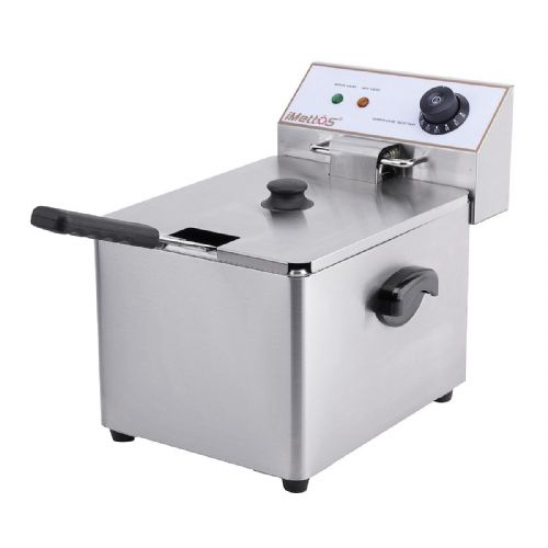 Deep Fat Fryer 6 Ltr Single Tank - DF-6L